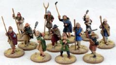 Crusader Pilgrims - Levy