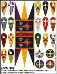Decal Sheet - Crusader