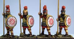 Argyraspides Phalanx