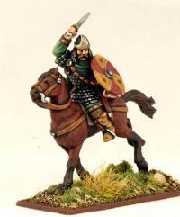 Carolingian Warlord - Mounted