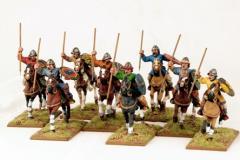 Carolingian Warriors - Mounted
