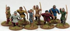 Carolingian Warriors w/Bow