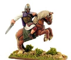 Strathclyde Warlord A - Mounted