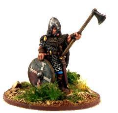 Norse Gael Warlord w/Dane Axe