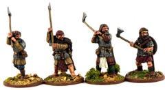 Norse Gael Hearthguards w/Dane Axes