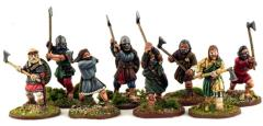 Norse Gael Warriors w/Dane Axes