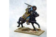 Mutatawwi'a - Warlord, Mounted on Horse