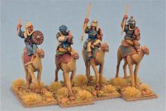 Mutatawwi'a - Fanatics, Mounted on Camels