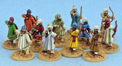 Moor - Mujahid Levy w/Bows
