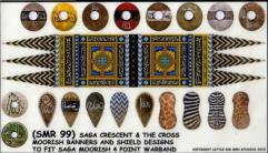 Moor Warband Decals