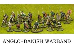 Anglo-Danish Warband (4 Point)