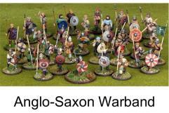 Anglo-Saxon Warband