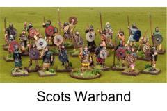 Scots Warband (4 Points)