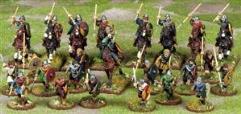 Carolingian Franks Warband