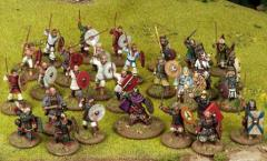Pagan Rus Warband