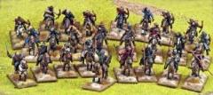 Steppe Tribes Warband