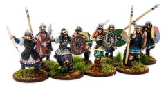 Shieldmaiden Warriors