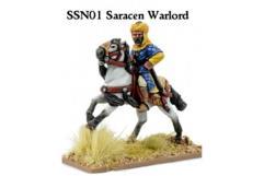 Saracen Warlord - Mounted, Unarmored
