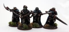 Undead Legion Hearthguard w/Great weapons