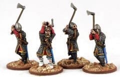 Varangian Guard Axemen