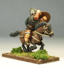Welsh Warlord - Mounted