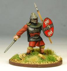 Welsh Warlord - Unmounted