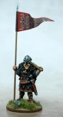 Viking Warbanner Bearer