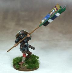 Anglo-Saxon Warbanner Bearer