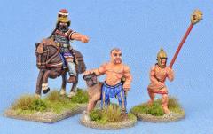 Crixus - Slave Revolt General