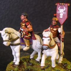Scipio & Standard Bearer
