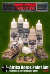 Afrika Korps Paint Set (1st Printing)