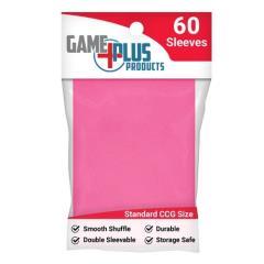 Standard Card Sleeves - Pink (10 packs of 60)