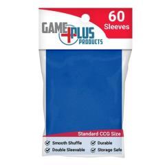 Standard Card Sleeves - Blue (10 packs of 60)