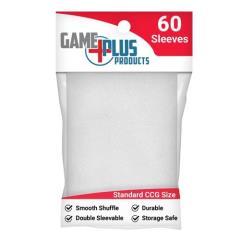 Standard Card Sleeves - White (10 packs of 60)