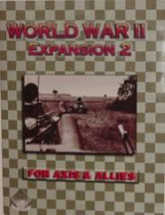World War II - Expansion #2 (Revised 2nd Edition)