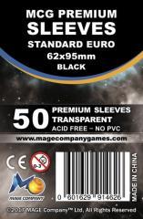 Standard Euro Sleeves (50)