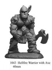 Hellfire Warrior B
