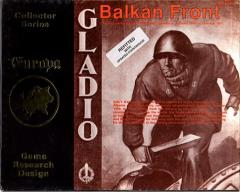 Balkan Front w/Refit Kit (Color Box Edition)