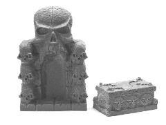 Skull Gate & Altar