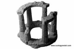 Ruined Greek Temple
