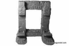 Aztec Entrance