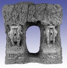 Cyclops Skull Portal