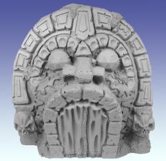 Aztec Door