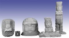 Olmec Ruins