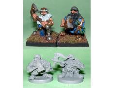 Dwarf Axemen