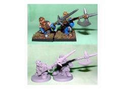 Dwarf Spearmen