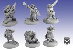 Barbarian War Machine Crew