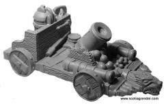 Goliath Dwarven War Machine