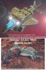 Corvus V.T.O.L. MkIV Assault Carrier