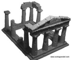 Ruined Acropolis